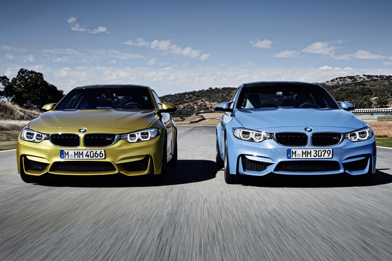 BMW M3_M4