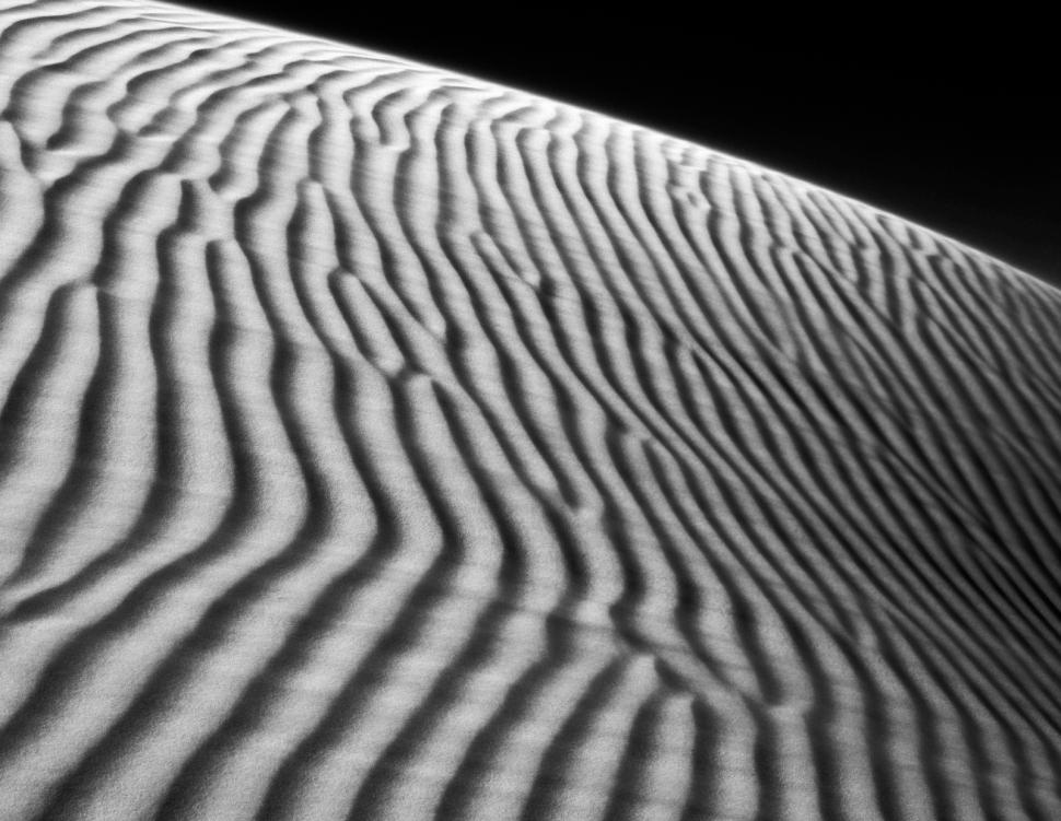 Sanddüne mit Wind 2c